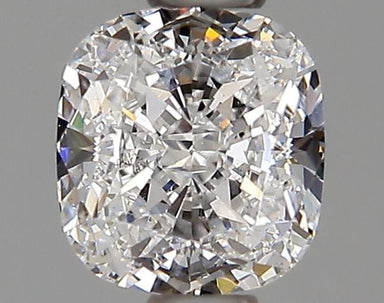 0.51 Carat D SI1 Cushion Diamond