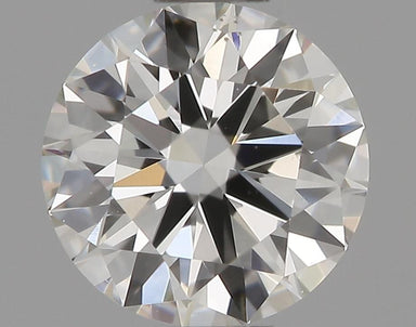 0.38 Carat J VS1 Round Diamond