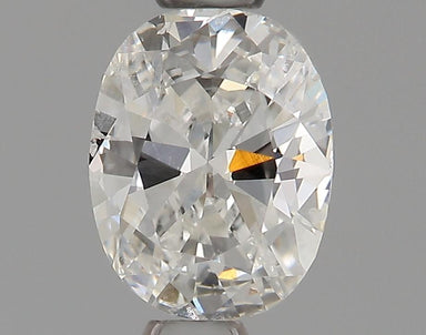 0.43 Carat G SI2 Oval Diamond