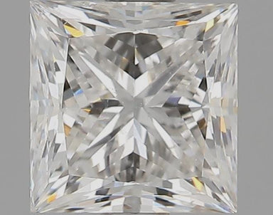 1.02 Carat G SI1 Princess Cut Diamond