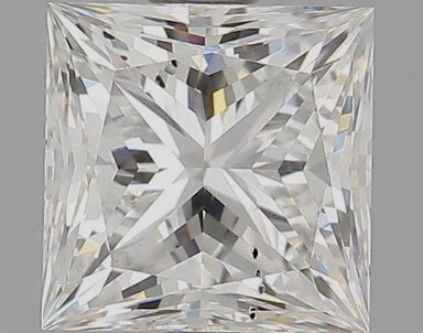 1.10 Carat G SI2 Princess Cut Diamond
