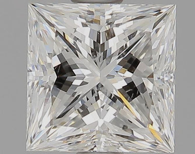 1.01 Carat H SI1 Princess Cut Diamond