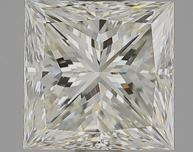1.01 Carat K VS1 Princess Cut Diamond