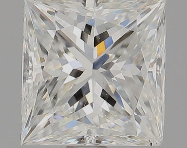 1.22 Carat G VS2 Princess Cut Diamond