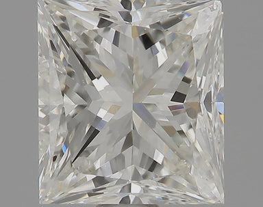 0.84 Carat J SI1 Princess Cut Diamond