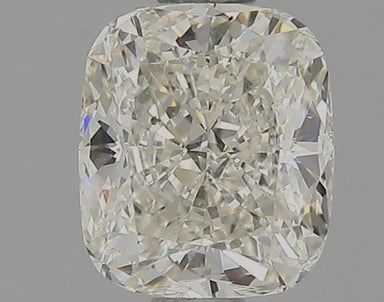 0.71 Carat J SI1 Cushion Diamond