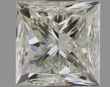 0.99 Carat I SI1 Princess Cut Diamond