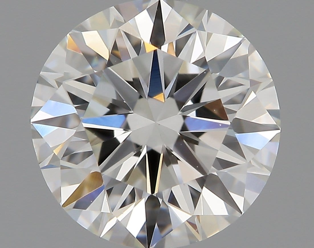 1.03 Carat H VS1 Round Diamond