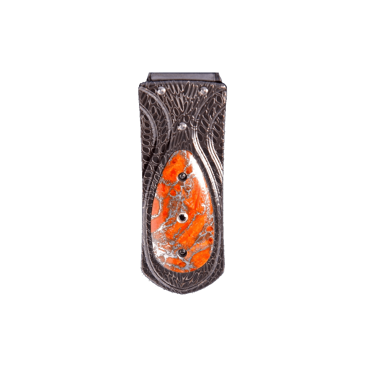 Spinel Zurich Sunrise Money Clip