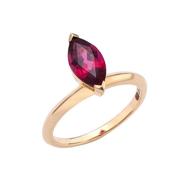JITTERBUG GEMSTONE STACKING RING