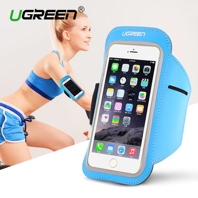UGREEN Waterproof Running Arm Band for Apple and Other Smartphones