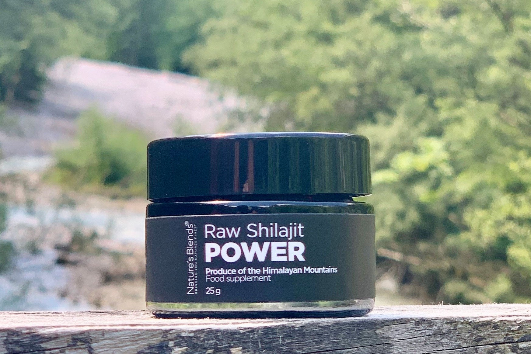 Shilajit Mountain Blood