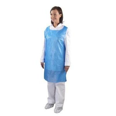 Disposable Polythene Aprons (100 Pack) - Nature's Blends