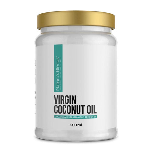 Organic Virgin Coconut Oil - CLEARANCE - Nature's Blends