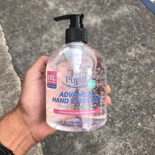 Purifi Advanced Hand Sanitiser (500ml)