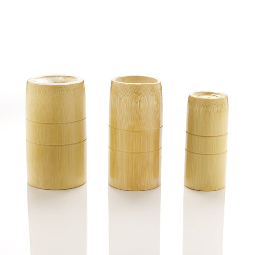Bamboo Cupping Cup Set - Nature's Blends