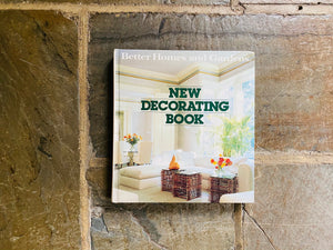Better Homes & Gardens, New Decorating Book