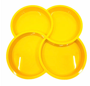 Dansk Designs Gunnar Cyren Yellow Tray