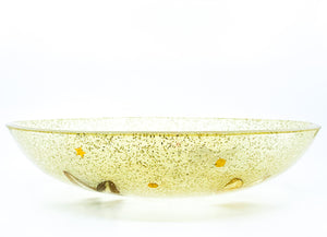 Butterly Sparkle Acrylic Bowl