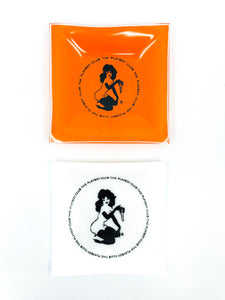 Playboy Club Vintage Key Ashtray / Catchall