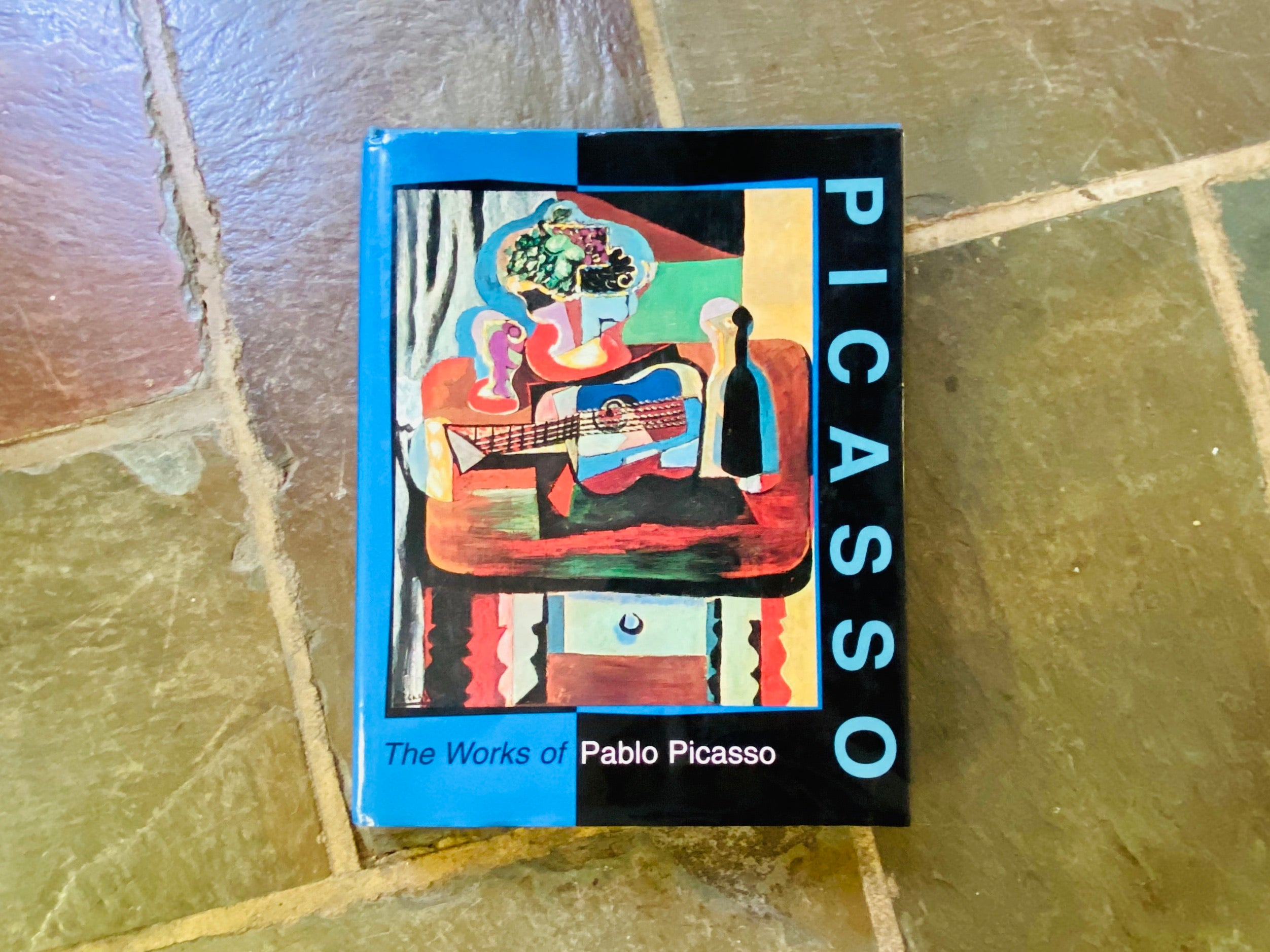 The works of Pablo Picasso Book