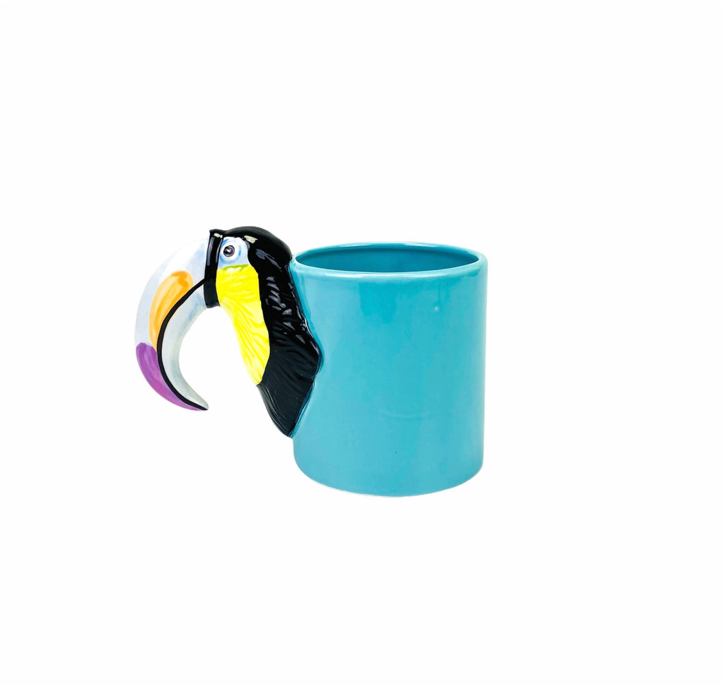 Bergschrund Seattle 1990 Toucan Mug