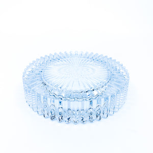 "Mikasa ""Diamond Fire"" Crystal Wine Holder / Catch All"