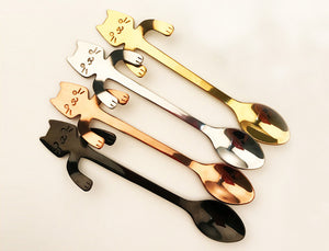 HOBBIT CAT TEASPOONS