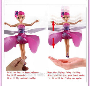 The Flying Pixie