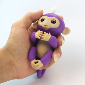 Happy Hand Monkey