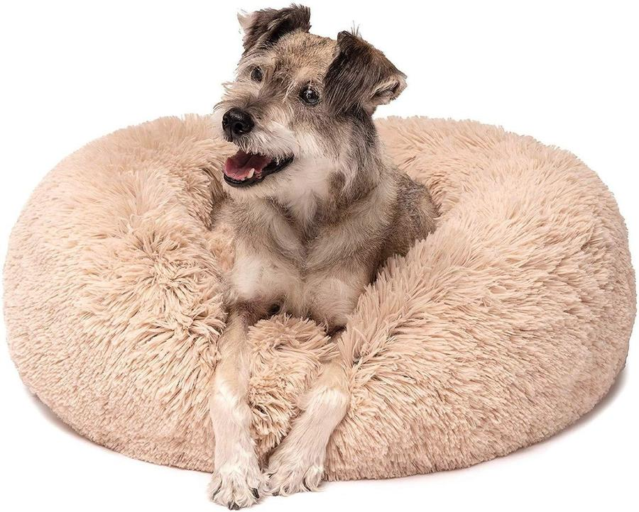 Comfy Calming™ Pet Bed