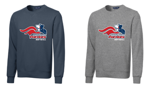 Softball 2020 Crew Cotton Sweatshirt