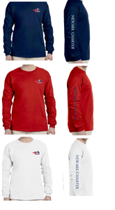 Youth and Adult Long Sleeve Tees