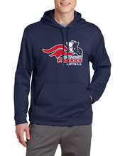 NCS Softball Moisture Wicking Fleece Hoodie (sport-tek)