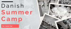 Danish Summer Camp for U11, U13, U15, U17 & U19