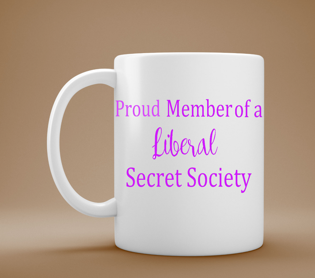 Official Secret Society Mug