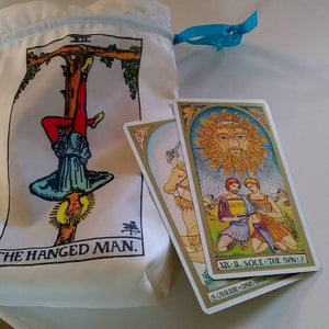 Tarot Deck Bag, Tarot Card Bag
