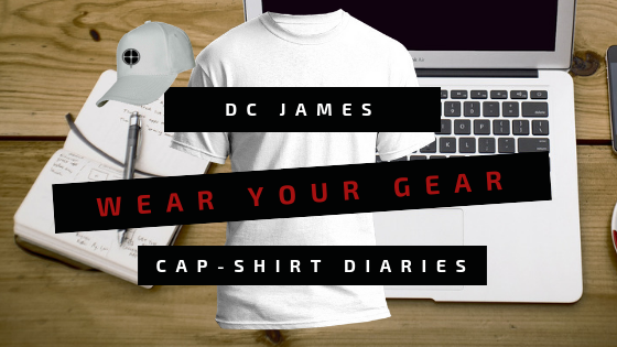 WHAT WE HEAR DEFINES WHAT WE WEAR: CAP-SHIRT DIARIES #010119