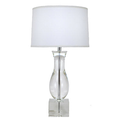 The Mati crystal lamp from Lillian Home.