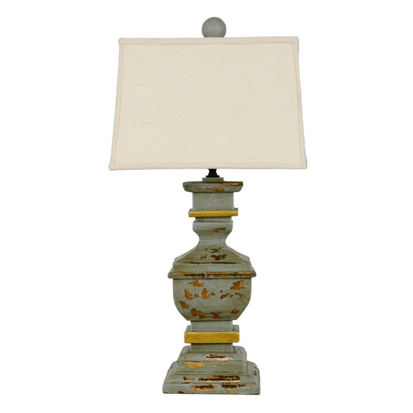 Kendra Solid Wood Table Lamp - Lillian Home