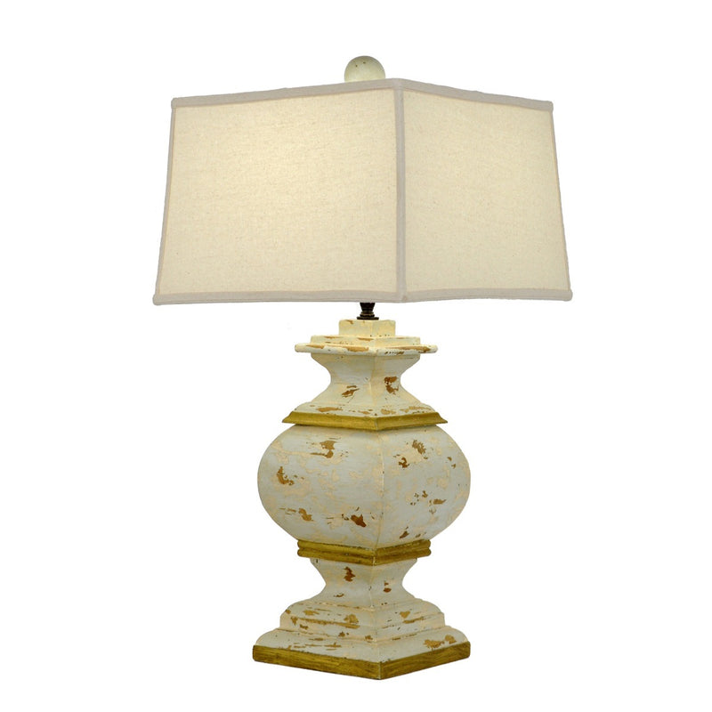 Layton Solid Wood Table Lamp - Decorative Table Lamps