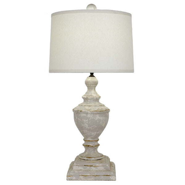 Lillian Home Dustin Solid Wood Table Lamp