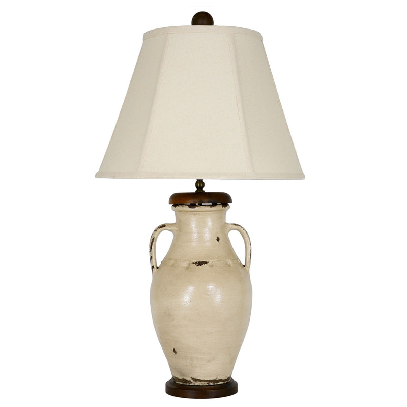 Magnus Pottery Lamp - Lillian Home