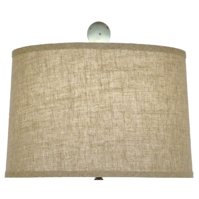 Caterina Solid Wood Table Lamp - Decorative Table Lamps