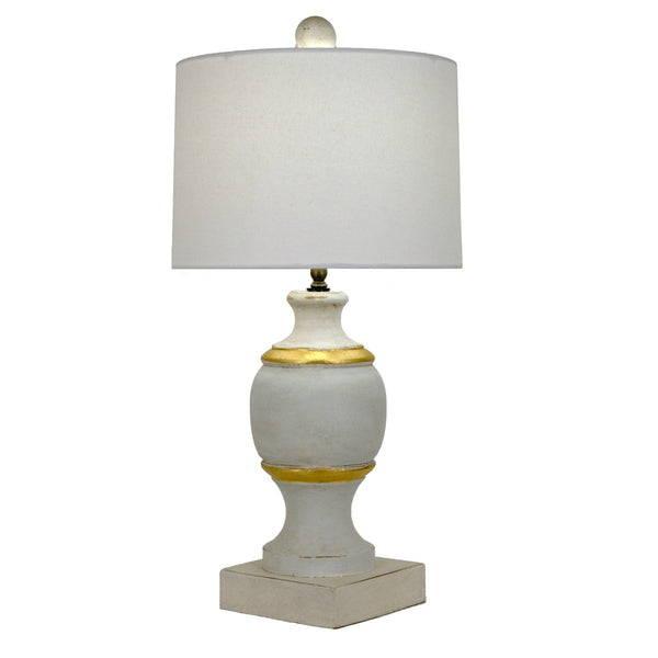 Crosby Solid Wood Table Lamp | Lillian Home