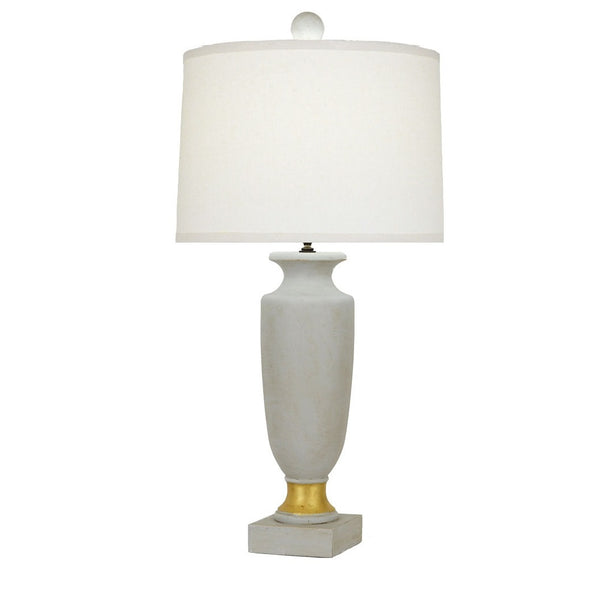 Emmylou Solid Wood Table Lamp - Lillian Home