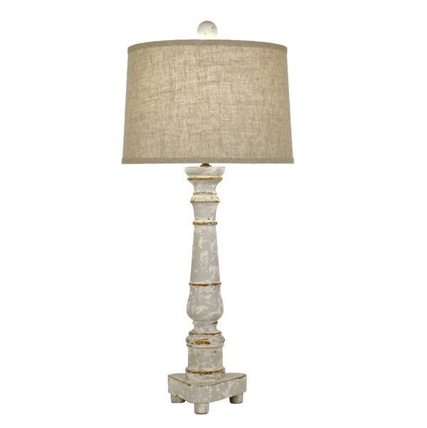 Beckhams Solid Wood Table Lamp - Lillian Home