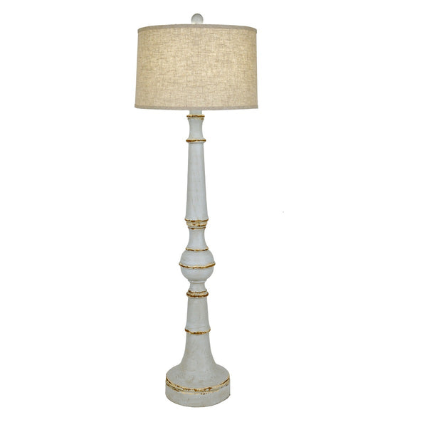 Wilson Solid Wood Floor Lamp - Lillian Home