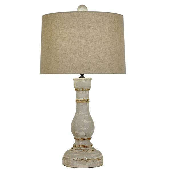 Winnie Solid Wood Table Lamp - Lillian Home