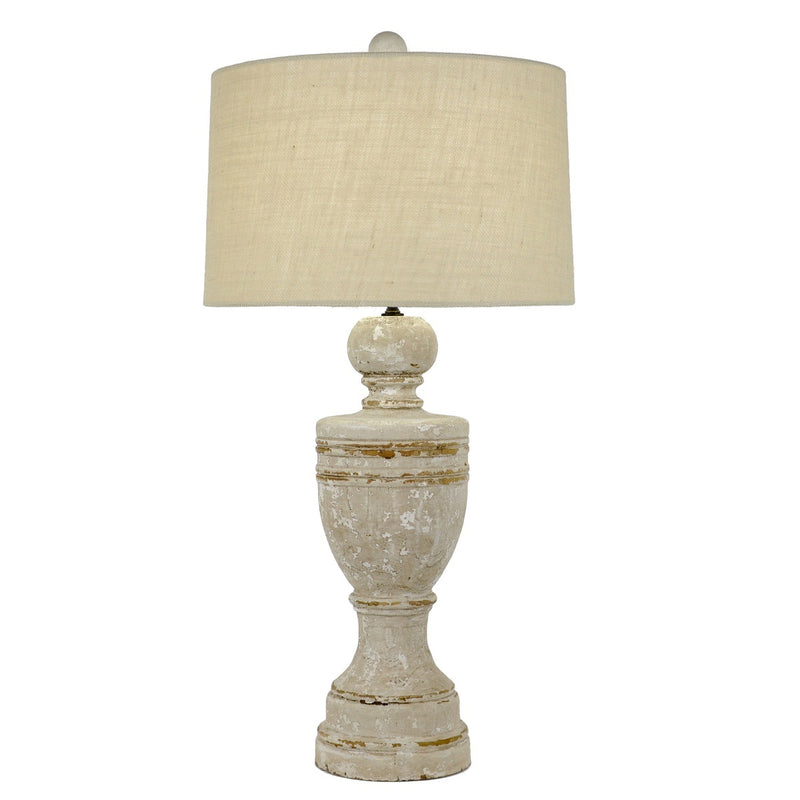 Antoinette Solid Wood Table Lamp - Lillian Home